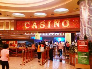 professional licensing in the casino